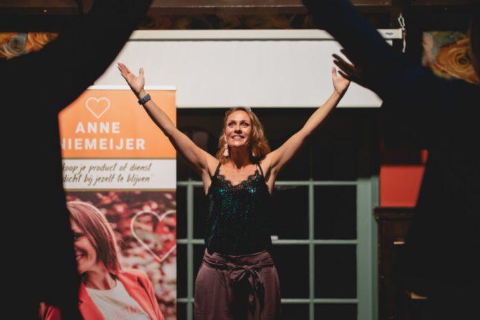 Anne Niemeijer in je kracht
